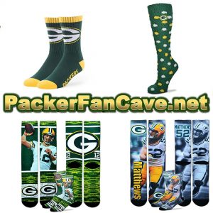 1-5 Approx. 4-8 years old For Bare Feet $100 Money No-Show Ankle Socks 3 Pack Youth Size 13 - Green Bay Packers